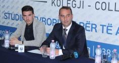Daut Haradinaj mbajti një ligjëratë dhe bashkëbisedim me studentët e Kolegjit ISPE