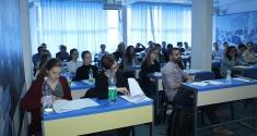 Fillojn sesionet e përbashkëta të studentëve tanë me ata të Universitetit të Heidelbergut në Gjermani.